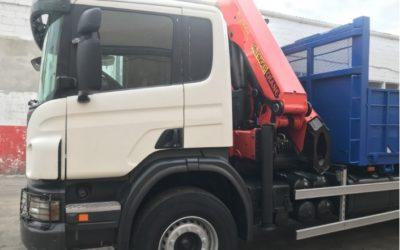 Camión-Grúa
